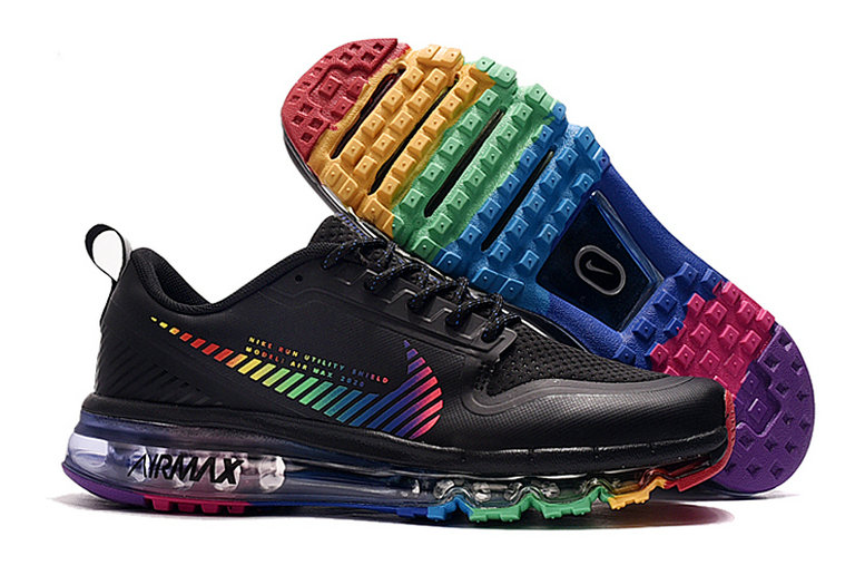Cheap Wholesale Nike Air Max 2020 Be True Black Multicolor - www.wholesaleflyknit.com