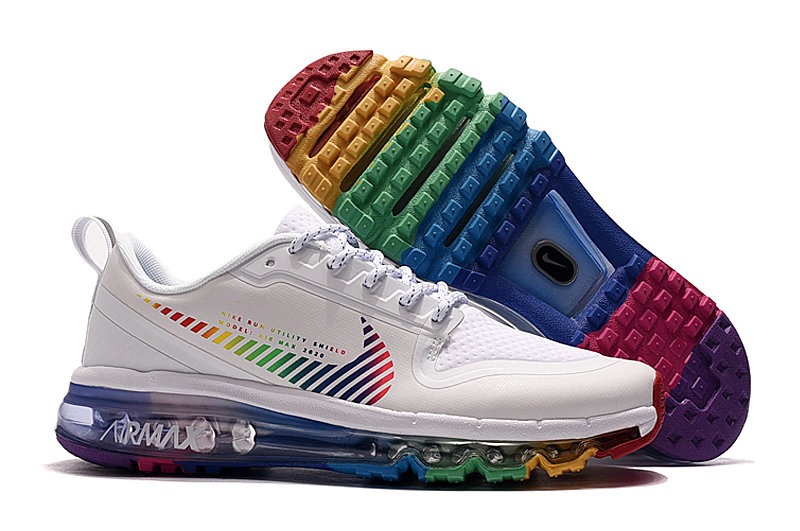 Cheap Wholesale Nike Air Max 2020 White Colorful - www.wholesaleflyknit.com