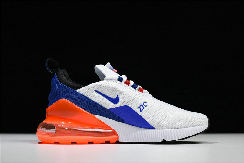 Cheap Wholesale Nike Air Max 270 AH7982-406 FIFA WORLD CIP RUSSIA 2018 White Racer Blue University Red Blanc Bleu Coureur Rgeuni- www.wholesaleflyknit.com