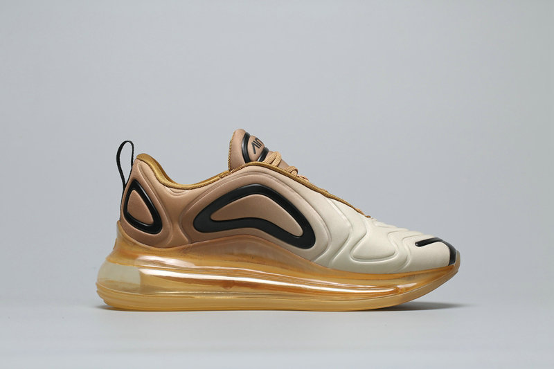Cheapest Wholesale Nike Air Max 720 Champagne Gold Gradient Champagne A02924-700 - www.wholesaleflyknit.com