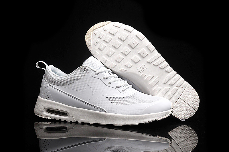 Wholesale Cheap Nike Air Max 87 Mens All White Running Shoes - www.wholesaleflyknit.com