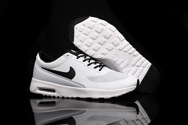 Wholesale Cheap Nike Air Max 87 Mens Black White Running Shoes - www.wholesaleflyknit.com