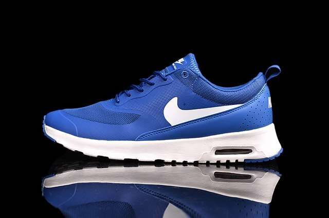Wholesale Cheap Nike Air Max 87 Mens Royal Blue White Running Shoes - www.wholesaleflyknit.com