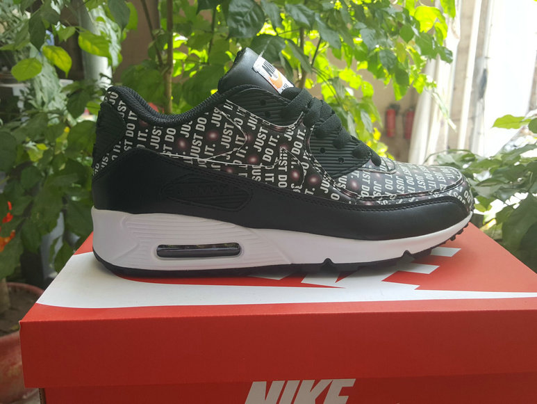 Cheap Wholesale Nike Air Max 90 x Air Max 87 Fushion Black White On www.wholesaleoffwhite.com