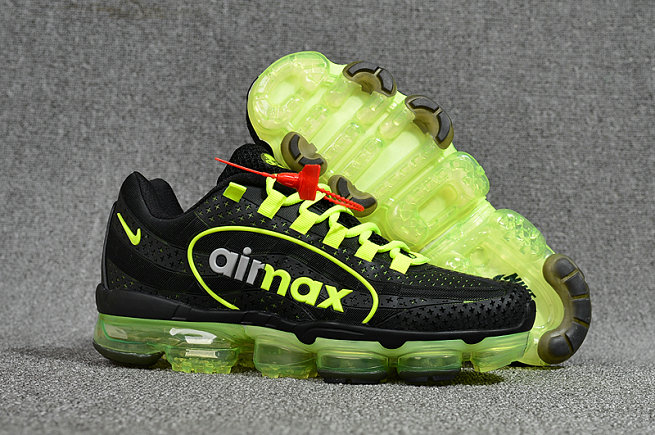 Cheapest Wholesale Nike Air Max 95 OG UNDFTD Fluorescent Green Black - www.wholesaleflyknit.com