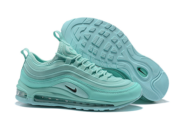 Cheap Wholesale Nike Air Max 97 Running Shoes Apple Green- www.wholesaleflyknit.com