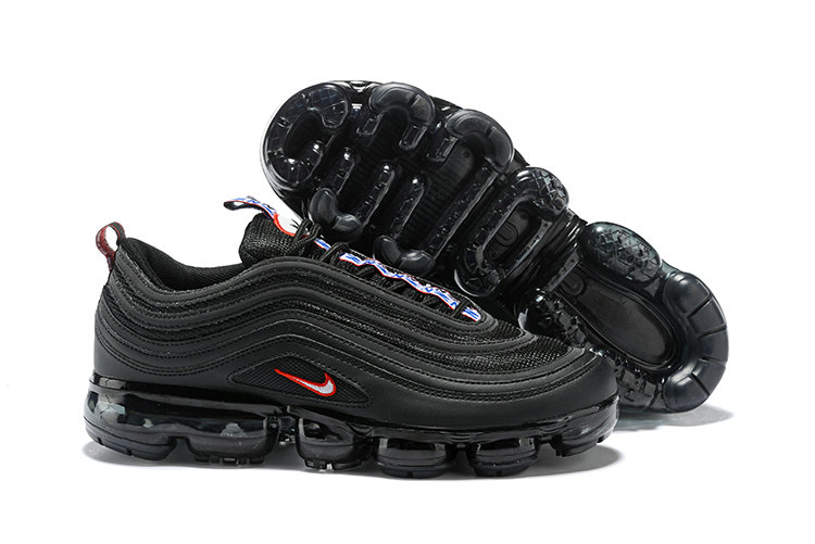 b0ed41eede8d Wholesale Cheap Nike Air Max 97 Undefeated x VaporMax Triple Black -  www.wholesaleflyknit.