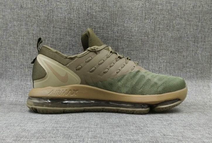 Wholesale Cheap Nike Air Max DLX Army Green Running Shoes - www.wholesaleflyknit.com