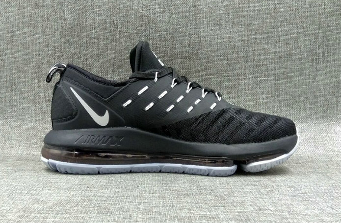 Wholesale Cheap Nike Air Max DLX Black White Grey Running Shoes - www.wholesaleflyknit.com