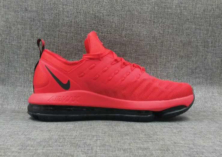 Wholesale Cheap Nike Air Max DLX Fire Red Black Running Shoes - www.wholesaleflyknit.com