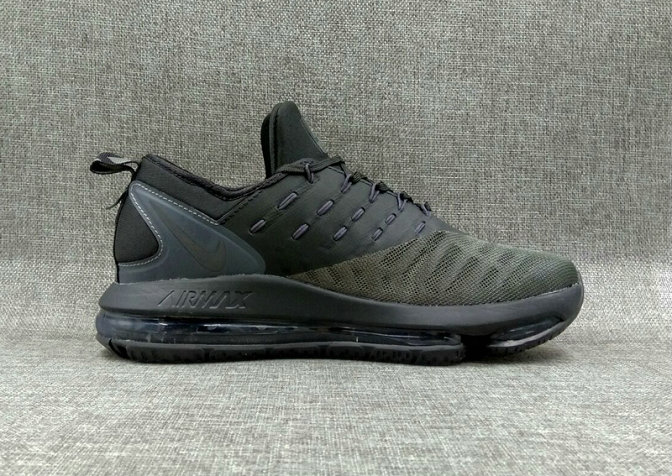 Wholesale Cheap Nike Air Max DLX Green charcoal gray Running Shoes - www.wholesaleflyknit.com