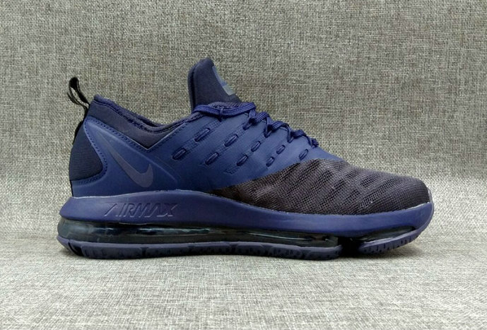 Wholesale Cheap Nike Air Max DLX Navy Blue Black Running Shoes - www.wholesaleflyknit.com