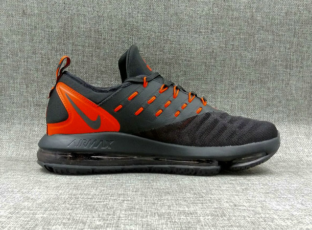 Wholesale Cheap Nike Air Max DLX Orange Black Running Shoes - www.wholesaleflyknit.com