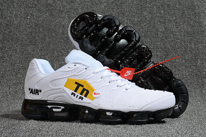 Cheapest Wholesale Nike Air Max Plus TN Ultra Black White -  www.wholesaleflyknit.com e9f815393