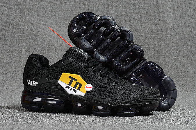Cheapest Wholesale Nike Air Max Plus TN Ultra Triple Black -  www.wholesaleflyknit.com bdf15a336