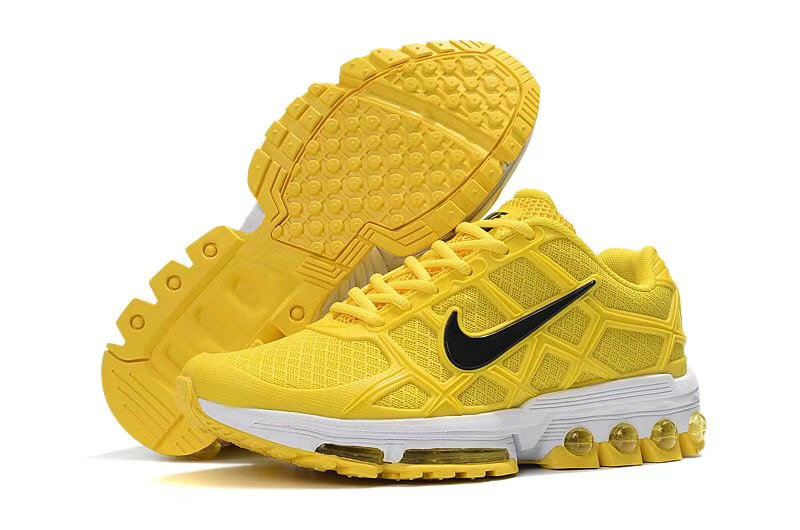 Wholesale Cheap Nike Air Maxs 2019 Mens Black Yellow White-www.wholesaleflyknit.com