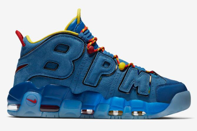 Wholesale Cheap Nike Air More Uptempo Doernbecher Blue Jay Gym Red-Team Orange - www.wholesaleflyknit.com