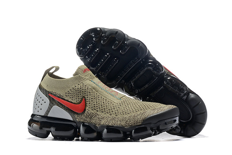 Cheap Wholesale Nike Air VaporMax Flyknit 2.0 Womens Shoes Red Brown Black- www.wholesaleflyknit.com