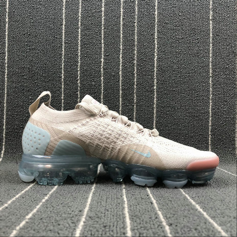 fec5c73367cc6 Cheap Wholesale Nike Air Vapormax FLYKNIT 2.0 Womens 942843-203 Particle  Beige Somkey Mauve On