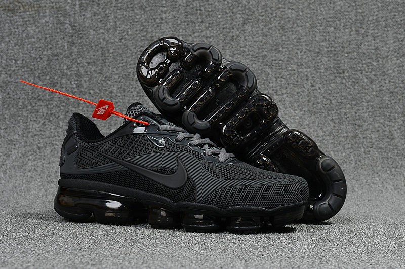Wholesale Cheap Nike AirMax 2018 Mens Sneakers MD charcoal gray black - www.wholesaleflyknit.com