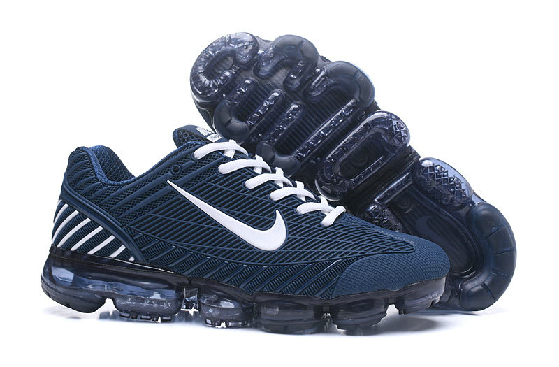 Wholesale Cheap Nike AirMax 2018 Mens Sneakers Navy Blue White Black - www.wholesaleflyknit.com