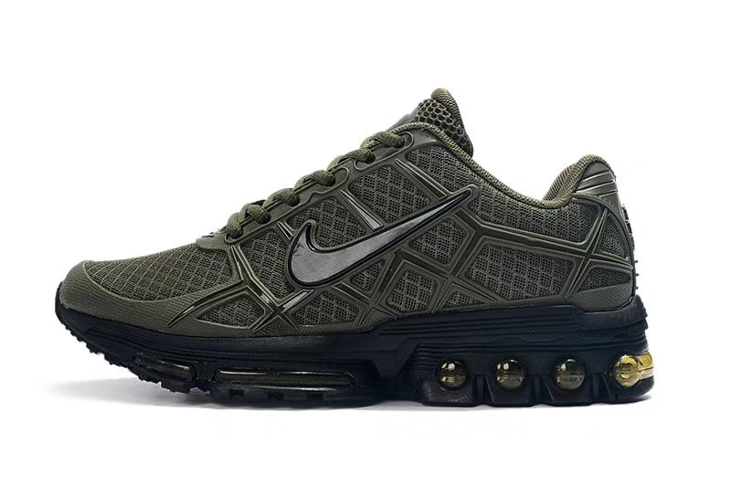 Cheapest Wholesale Nike AirMaxs 2019 Mens Olive Black - www.wholesaleflyknit.com
