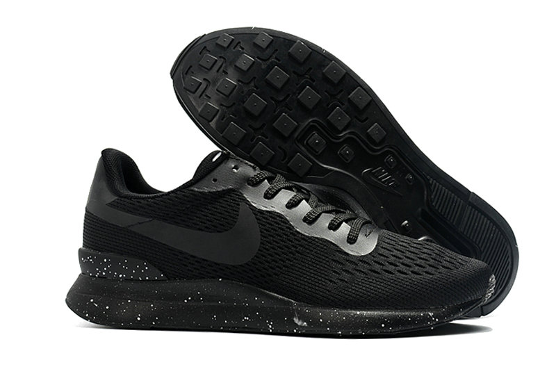 Wholesale Cheap Nike Internationalist LT 17 Mens All Black - www.wholesaleflyknit.com
