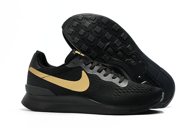 Wholesale Cheap Nike Internationalist LT 17 Mens Gold Black - www.wholesaleflyknit.com
