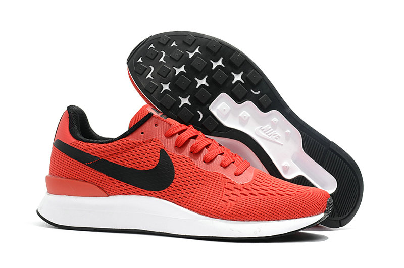 Wholesale Cheap Nike Internationalist LT 17 Mens Red Black White - www.wholesaleflyknit.com