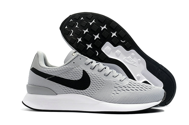 Wholesale Cheap Nike Internationalist LT 17 Mens White Grey Black - www.wholesaleflyknit.com