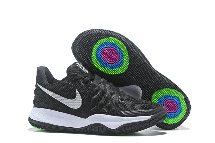 Cheapest Wholesale Nike Kyrie 1 Low Black Silver AO8979-003 - www.wholesaleflyknit.com
