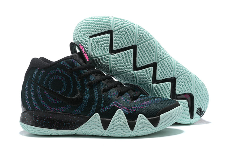 Cheap Wholesale Nike Kyrie 4 Irving Basketball Shoes South Beach- www.wholesaleflyknit.com
