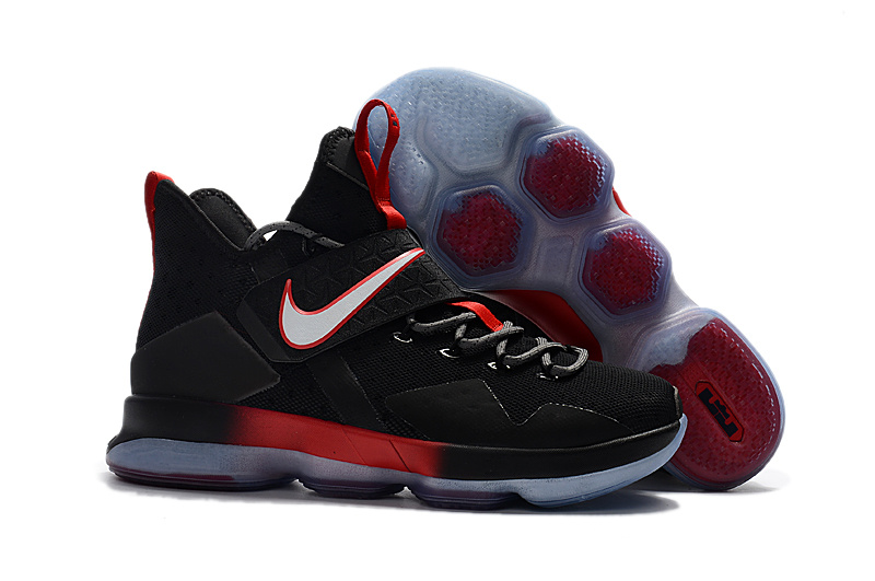 Wholesale Cheap Nike LeBron 14 Bred For Sale - www.wholesaleflyknit.com