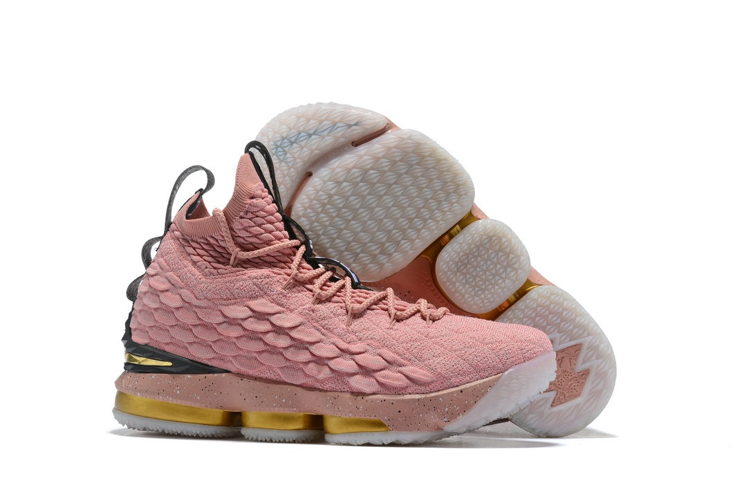 the best attitude 243f6 d996c Cheap Wholesale Nike LeBron 15 Hollywood All-Star 897650-600 ...