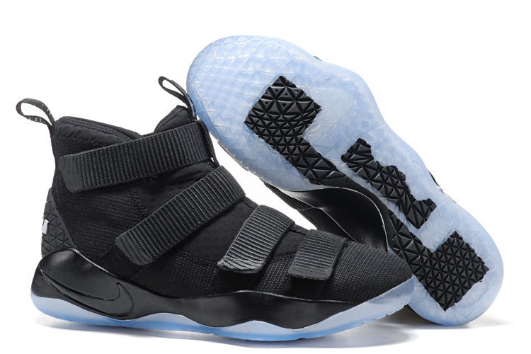 Wholesale Cheap Nike LeBron Soldier 11 Prototype Basketball Shoes For Sale  - www.wholesaleflyknit. 304b999d2