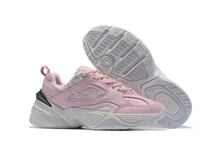Cheap Wholesale Nike M2K TEKNO Pink White On www.wholesaleoffwhite.com