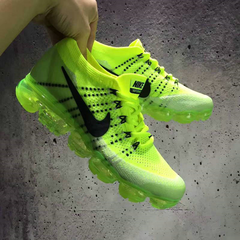 buy online 589fc 49ef1 Wholesale Cheap Nike Mens Air VaporMax Flyknit Fluorescent Green Black -  www.wholesaleflyknit.com