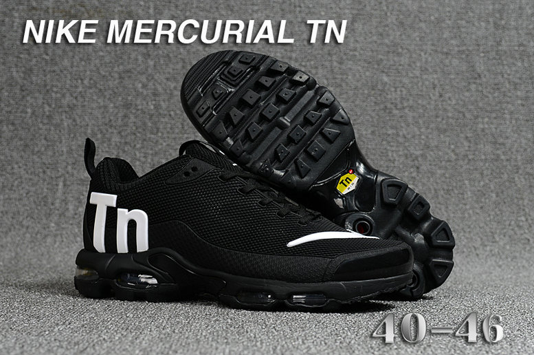 b1a6090b25 Cheap Wholesale Nike Mercurial Air Max Plus TN White Black-  www.wholesaleflyknit.com