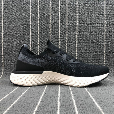 Cheap Wholesale Nike Odyssey React AQ0070-008 BLACK GREY WHITE NOIR GRIS BLANC On www.wholesaleoffwhite.com