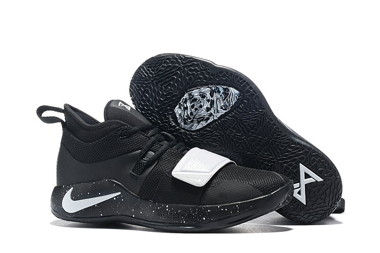 Cheapest Wholesale Nike PG 2.5 Black White BQ8454-001 - www.wholesaleflyknit.com