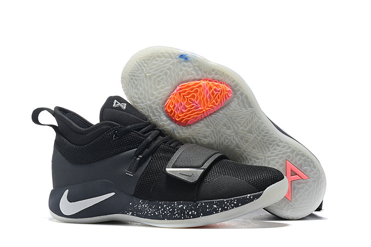 Cheap Wholesale Nike PG 2.5 EP Basketball Grey Black Orange - www.wholesaleflyknit.com