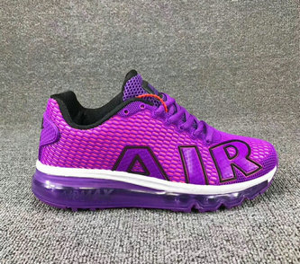 Wholesale Cheap Nike SportWear Air Max Flair Womens Purple White - www.wholesaleflyknit.com