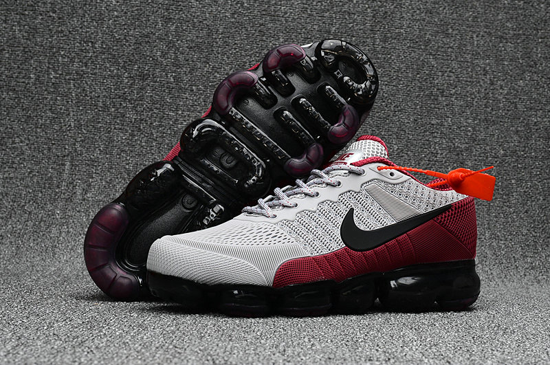 Wholesale Cheap Nike Sportwear Air Max 2018 Mens Grey Wine Red Black - www.wholesaleflyknit.com