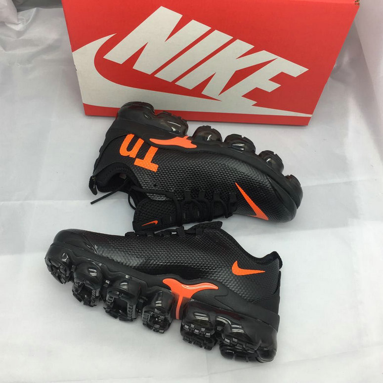 pretty nice c867c 28cc2 Cheap Wholesale Nike VaporMax Plus TN Orange Black On www ...