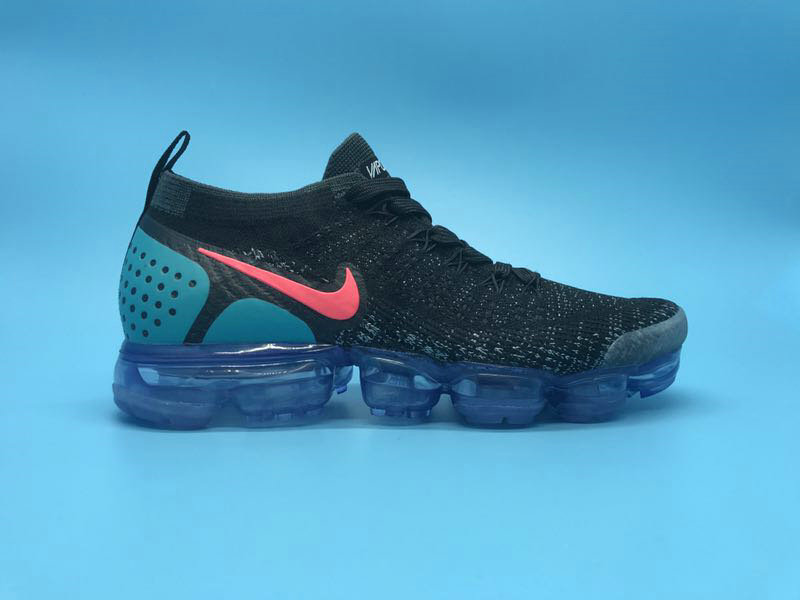 New 2018 Nike VaporMax Cheap Wholesale x Nike Air VaporMax 2.0 Black Dust - www.wholesaleflyknit.com