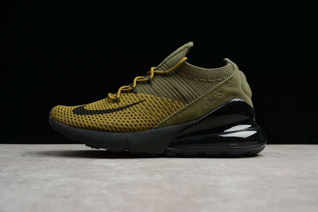 super popular 60ae1 03abd ... switzerland wholesale cheap nikelab air max 270 army green black gold  wholesaleflyknit ee2dc 24310