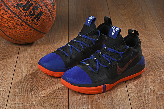 Wholesale Cheap Nikes Kobe A.D. Royal Blue Black Orange-www.wholesaleflyknit.com