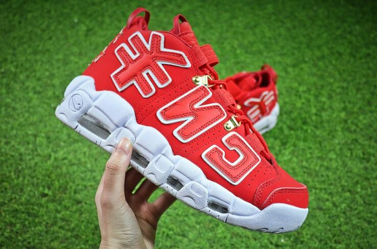 Wholesale Cheap Remade x K.YEE Custom Nike Air Uptempo CNY Chinese New Year For Sale - www.wholesaleflyknit.com