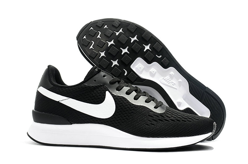 Wholesale Cheap Womens Nike Internationalist LT 17 Black White - www.wholesaleflyknit.com