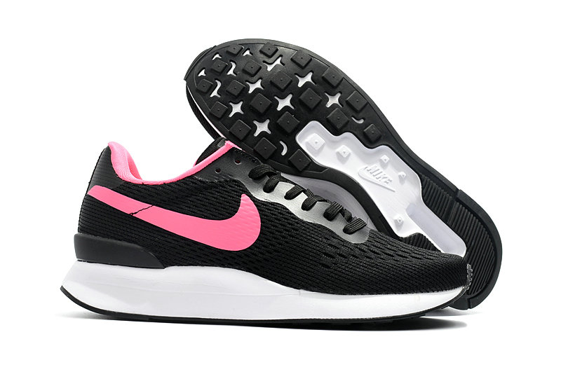 Wholesale Cheap Womens Nike Internationalist LT 17 Pink Black White - www.wholesaleflyknit.com